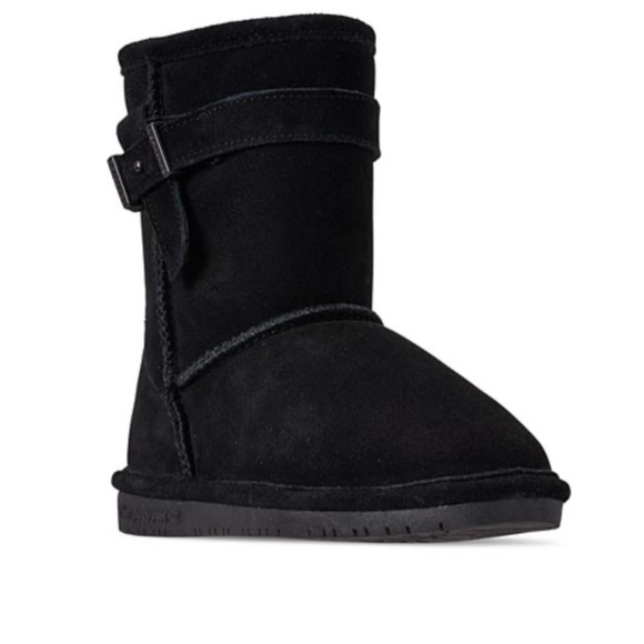 BearPaw Shoes | Val Suede Toddler Girls